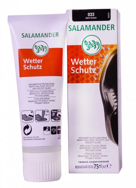 185821448 images 16916598588 Крем для обуви Salamander Wetter Schutz (темнокоричневый)