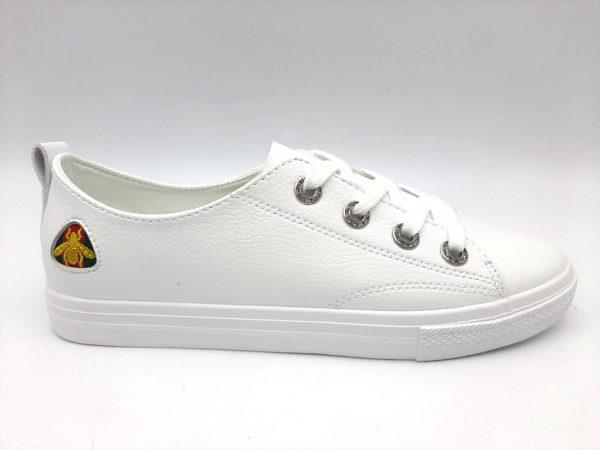 20210319 104633 Туфлі жіночі білі модель 169/375