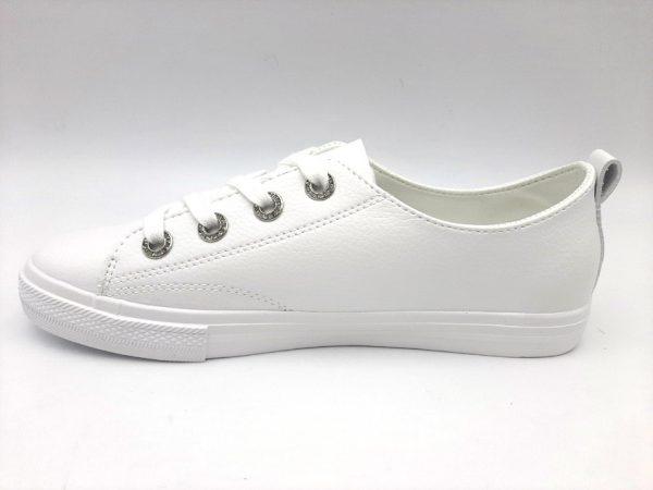 20210319 104640 Туфлі жіночі білі модель 169/375