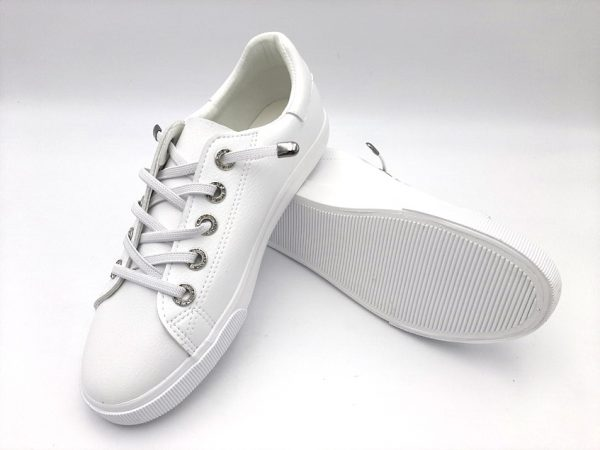 20210319 104811 Туфлі жіночі білі модель 169/252