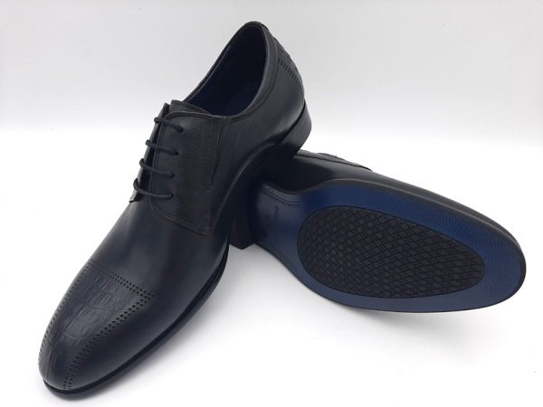 20210319 104922 Туфлі чоловічі класичні чорні модель 169/376