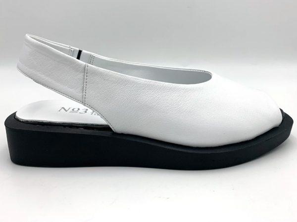 img 9711 Босоножки женские белые модель 96/111